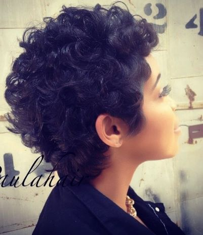 17 best ideas about curly pixie cuts on pinterest curly