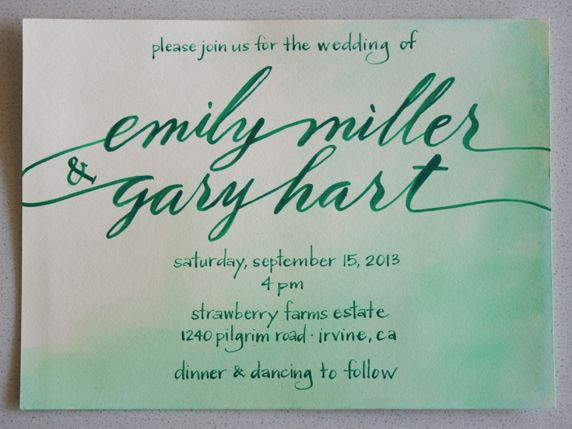 When To Mail Wedding Invitations Emily Post: 143 Best Images About Cards On Pinterest