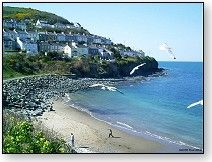New Quay (the welsh one), UK