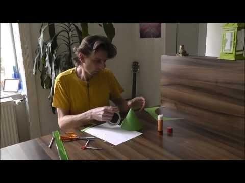 Jak vyrobit a aktivovat pyramidku - YouTube