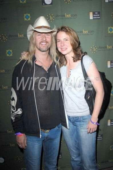 With Robin Weigert