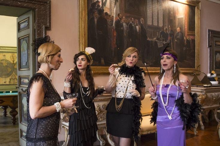 dress code matrimonio a tema Grande Gatsby