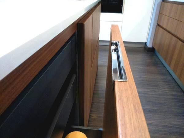 Si tienes una cocina integrada la opci n de poner - Tiradores de cocina ...