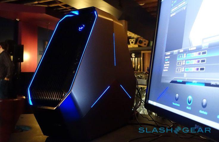 Alienware Area-51: The gaming desktop just got wilder – SlashGear
