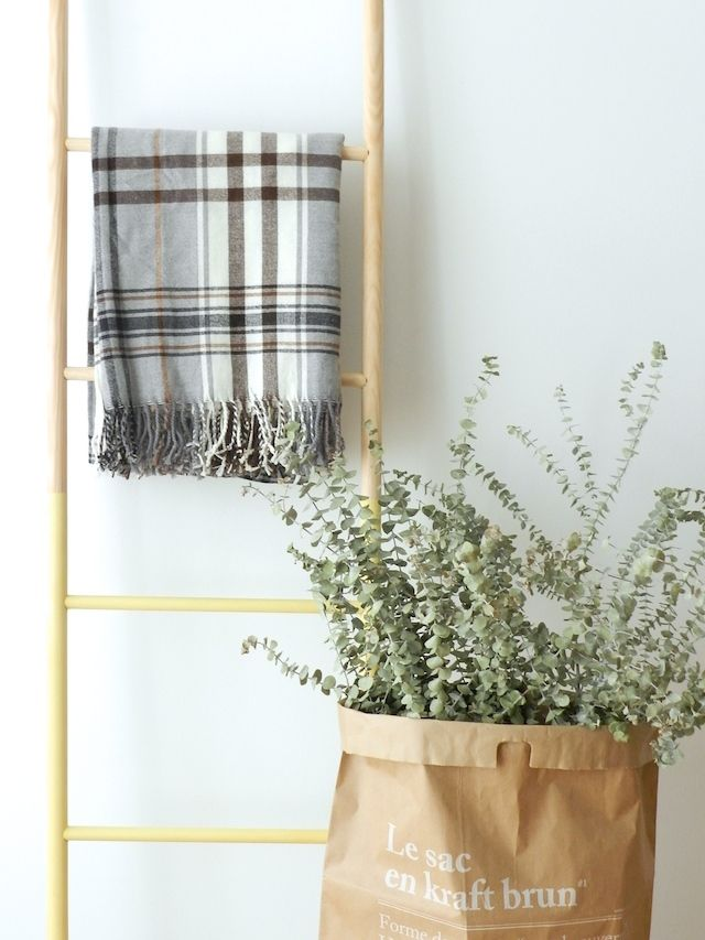 DIY: Escalera decorativa