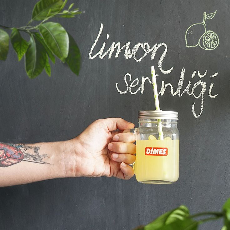"""Ağustos sıcağına gerçek limon serinliği ile """"dur"""" diyebilirsiniz."""