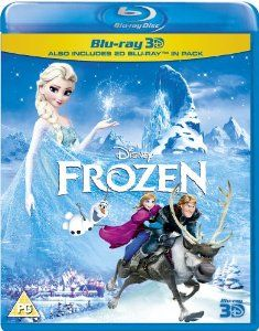 What? Disney's Frozen     Where? You can find the fabulous Frozen online at Amazon here!     Why? We know it came out ages ago but we can't help but sing the music from it over and over again!
