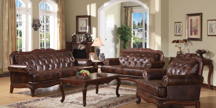 Living Room Furniture | A Room To Kick Back and Relax