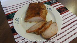 RETETE: Cotlet de porc la cuptor