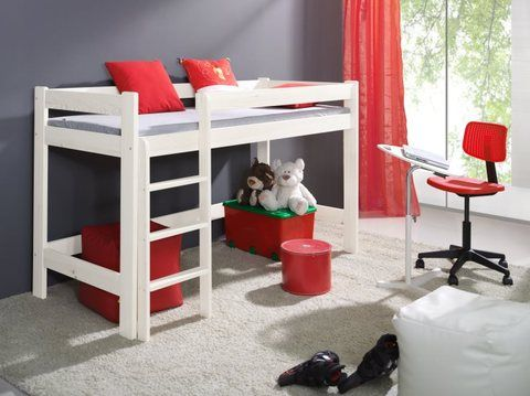 Best 25 lit mezzanine pas cher ideas on pinterest lit - Plan lit mezzanine en bois ...