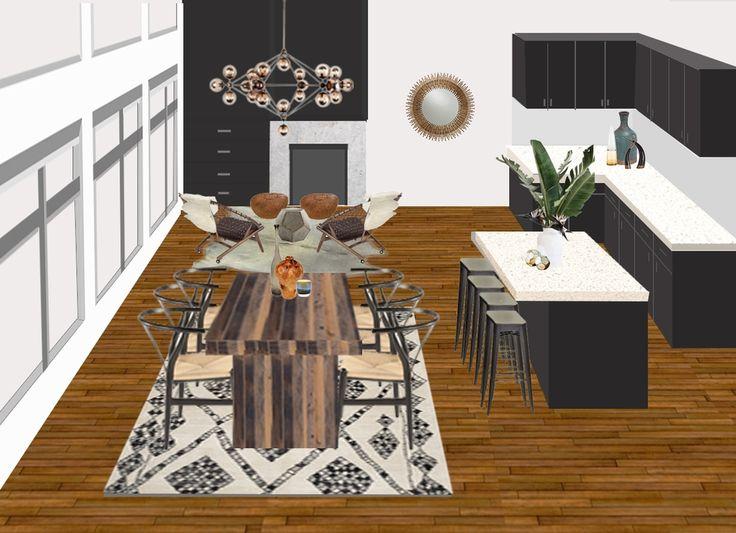 155 best Seattle Virtual Showhouse images on Pinterest Kitchen Design Ideas by Decorist Elite Designer Ashley Redmond for   SeattleShowhouse with  atgstores  . Kitchen Designer Seattle. Home Design Ideas