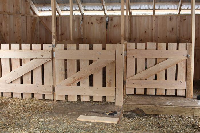 gates for sheep bonding pens