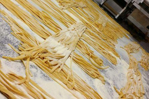 Täglich frisch und ohne jegliche Zusatzstoffe: Alle Pasta-Sorten sind hausgemacht!