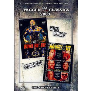 WWE: Tagged Classics 2003 - Royal Rumble / No Way Out (Full Frame)
