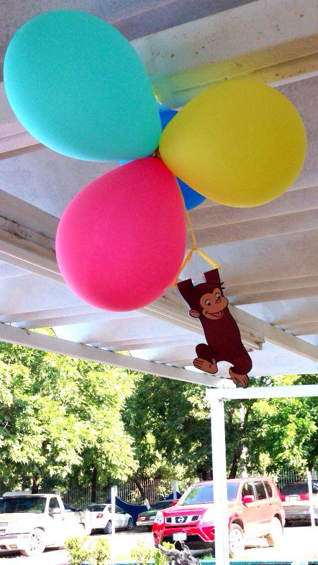 Curious George Birthday party                                                                                                                                                                                 More