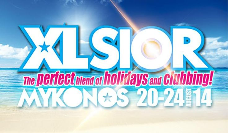 here the latest news about the XLSIOR gay festival : The festival will be quite similar to the one in 2013 with 7 events, split between Mykonos Town & beach locations like Paradise & Elia. The pass for all parties will be available from mid-May onwards and will cost around 200 € click:http://www.mykonos-accommodation.com/xlsior-international-gay-festival-mykonos-2014.htm We can reserve the passes for you, and most important: do book now with us where there is still quite a bit of…