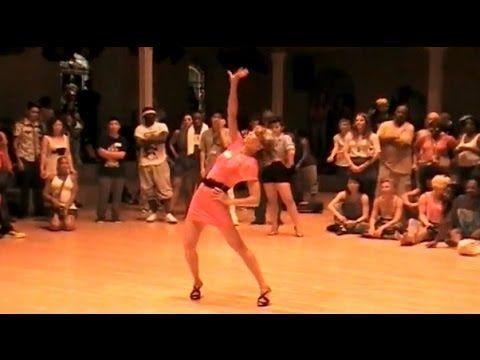 WAACKING DANCE: Step Ya Game Up (NYC 2009) - YouTube
