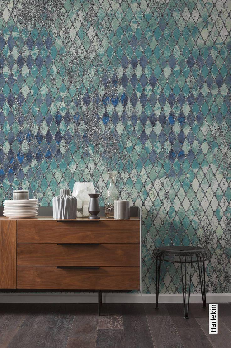 15 pin su tapete t rkis da non perdere carta da parati in vernice blaue tapete e tapete petrol. Black Bedroom Furniture Sets. Home Design Ideas