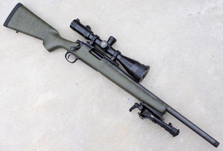 Remington 700 AAC-SD .308