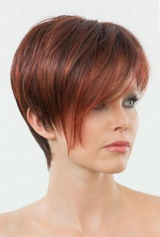 Festa Mono Lace Ladies Wig from the Stimulate Collection in colour Flame Mix | Monofilament Wig | Valentine Wigs