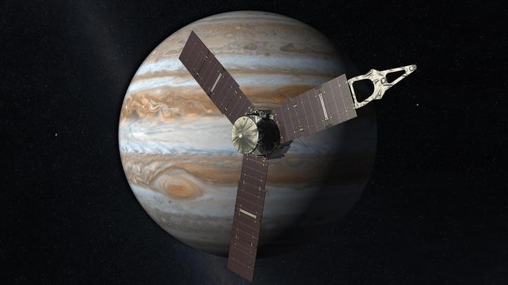 Юнона, зонд, юпитер