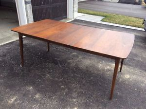 Kijiji 380 Ideal Home Pinterest Mid Century Dining Table And Teak