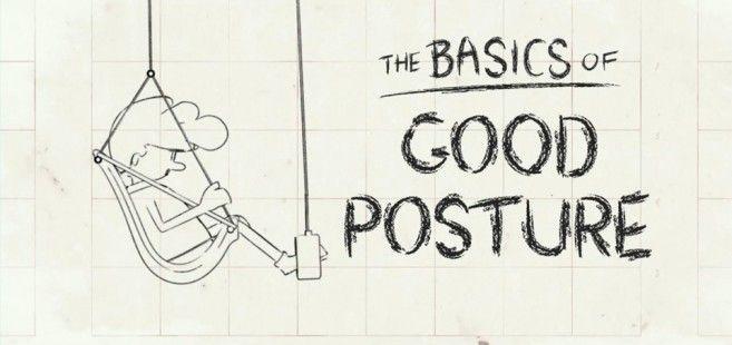 Estúdio cria animação para mostrar a importância de se sentar direito enquanto trabalhamos