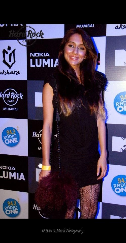 Anusha Dandekar at HRC Mumbai - Women's Day charity