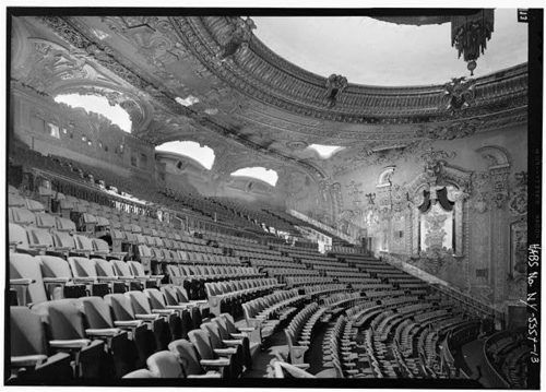 Fox Theatre - Brooklyn Picture Palace NYC