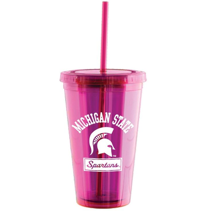 Michigan State Spartans Travel Time Tumbler | Spartan Bookstore