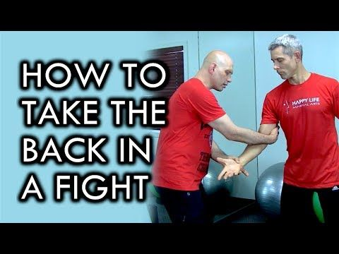 How to Take the Back in a Fight with Stephan Kesting - YouTube