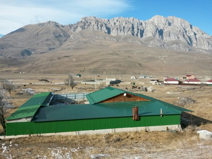 Северная Осетия - Алания, с. Даргавс. Дача.