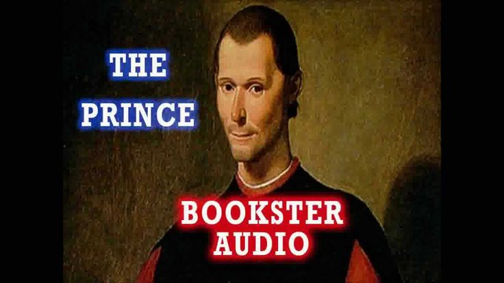 The Prince - Niccolo Machiavelli (Full Audiobook)
