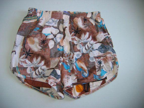 OP Men's Swimsuit bathing suit.  Swim trunks. Short by thegroove, $34.95