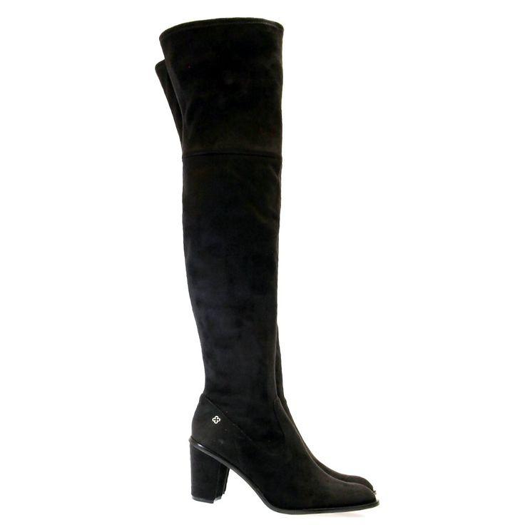 Bota Over the Knee Pt 4010714 Capodarte | Moselle calçados finos femininos! Moselle sua boutique online.