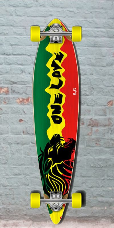 Longboards USA - Rasta 2 Pintail Longboard from Punked - Complete, $96.99 (http://longboardsusa.com/longboards/pintail-longboards-shape/rasta-2-pintail-longboard-from-punked-complete/)