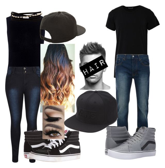 """""""goals"""" by camaro1992 on Polyvore featuring A.L.C., Vans, NIKE, Kenneth Jay Lane, Numero00 and Bellfield"""