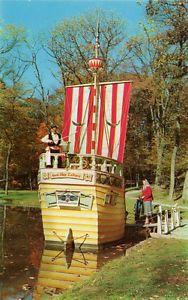 storybook forest ligonier pa discount | Vintage Story Book Forest Ligonier PA Idlewild Park Good SHIP Lolipop ...