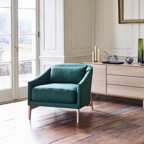 ercol Rho Chair - Temperature Design
