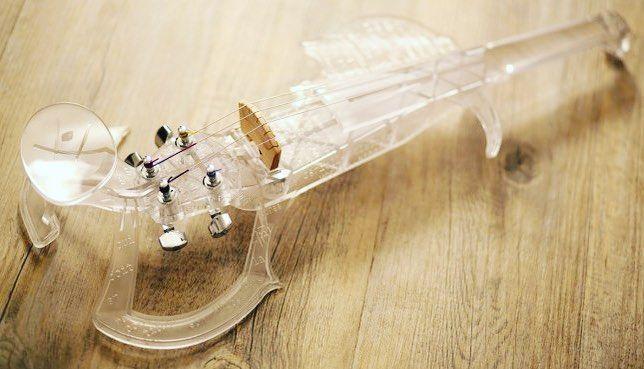 Something we liked from Instagram! Сотрудники компании 3D Varius например печатают музыкальные инструменты. Первая напечатанная ими электрическая скрипка получила романтичное имя Pauline.#3d #3dprinting #3dprinter #3dnews #3dart #3days #3dprinted #3dprinters #3dprints #3д #3дпечать #3дпринтер #3дручка #3дсканирование #3дмодель #3дмоделирование #3дсканер by mygs3d check us out: http://bit.ly/1KyLetq