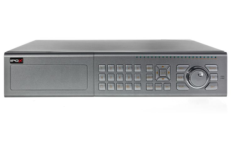 Rejestrator IPOX PX-NVR3016PD | Rejestratory IP --       16x IP   25fps @ channel 8x HDD  #cctv #ip #recorder #nvr #ipox