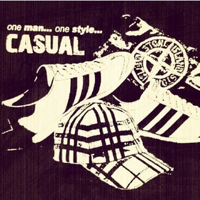 Casual Style Football Casuals And Ultras Style