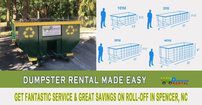 Dumpster Rental Spencer Nc Snag 15 Discount 10 15 20 30 Yarders Dumpster Rental Dumpster Dumpster Service