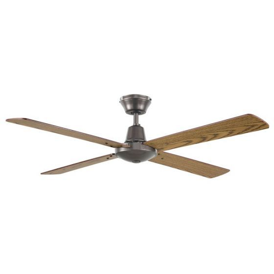 "Brilliant Lighting Austin 48"" Ceiling Fan with Timber Blades"