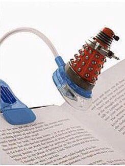 dalek reading lamp | Reading lamp, Dyson vacuum, Hookah