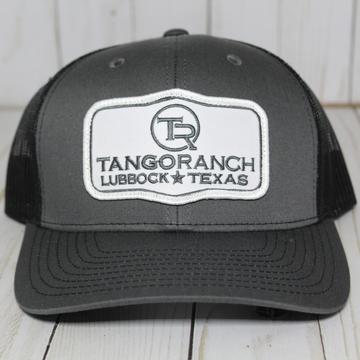 18788e5b86700 TR Cap - Charcoal Patch Cap