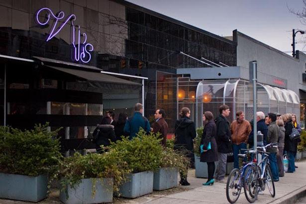 Vij's Restaurant  1480 W 11th Avenue  Vancouver, BC V6H 1L1