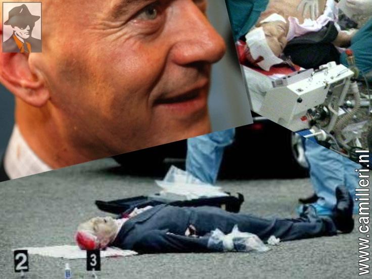 Pim Fortuyn, political murder