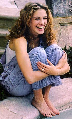 Love Julia Roberts!                                                                                                                                                      More