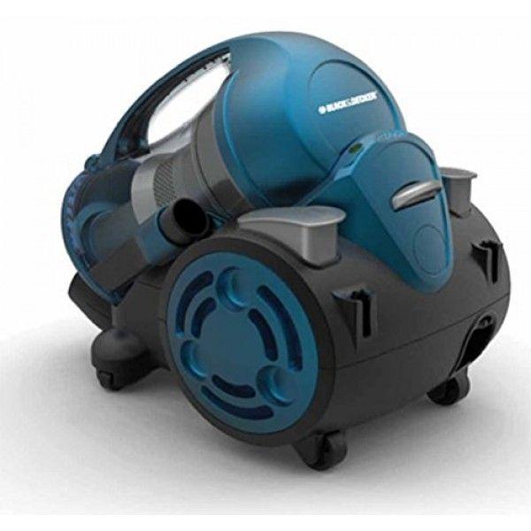 Black & Decker VM2825 2000-Watt Bagless Cyclonic Vacuum Cleaner - Vacuum Cleaners - Large Home Appliances - Electronics